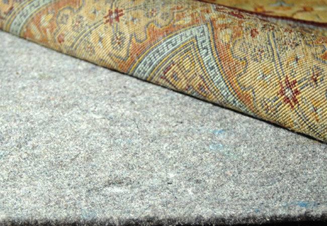 Safavieh Durable Hard Surface Carpet Rug Pad