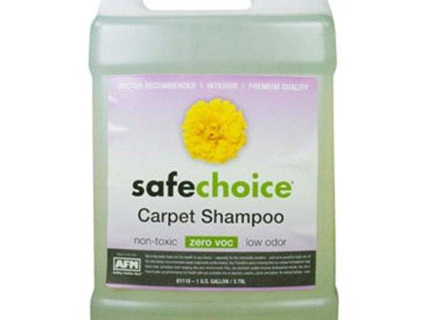 Safechoice Carpet Shampoo Afm Safecoat Buygreen
