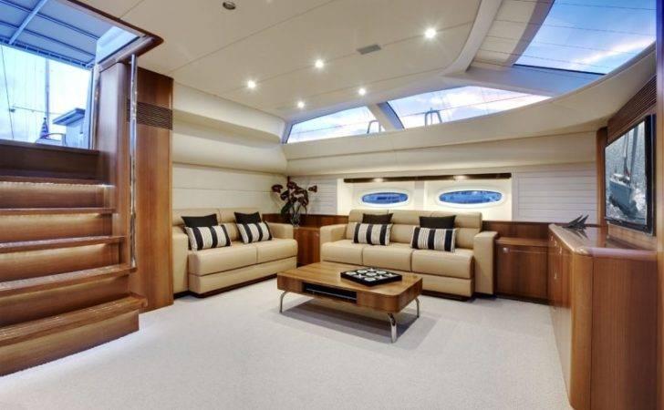 Sailing Boat Interior Design Rans