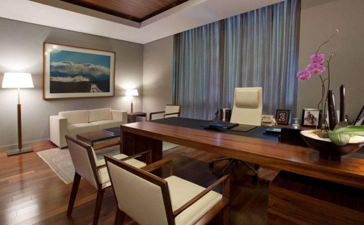 Sala Arquiteta Super Aconchegante Devido Painel Madeira