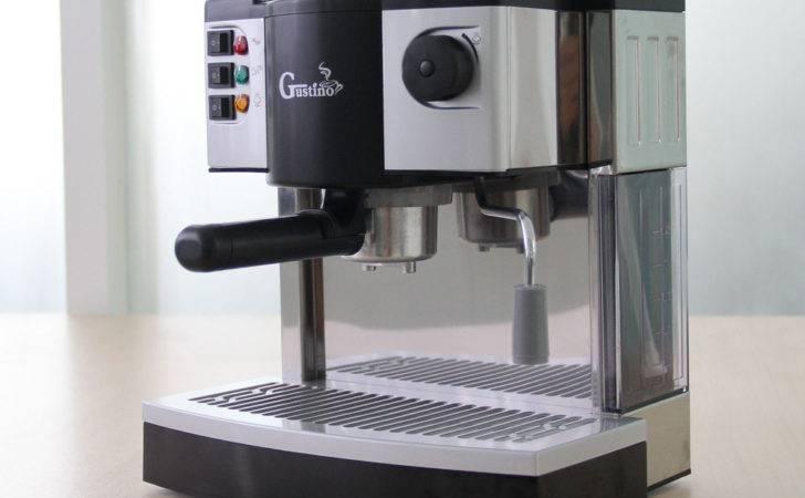 Sale Cappuccino Coffee Machine Steam Pod Italian