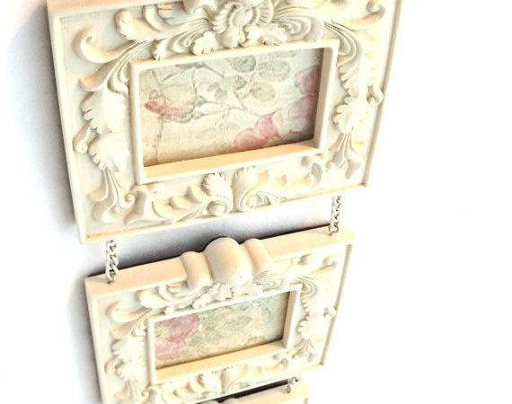 Sale Shabby Chic Resin Frames Collage