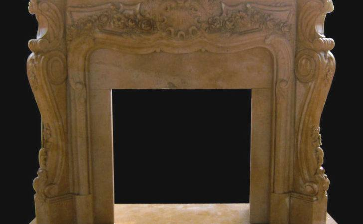 Sale Victoria Marble Fireplace French Ornate Floral