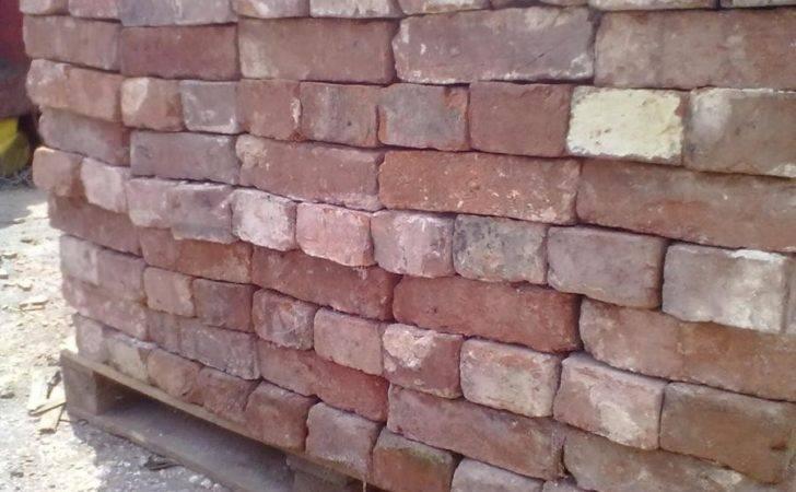 Salvoweb Nottinghamshire Reclaimed Bricks Sale