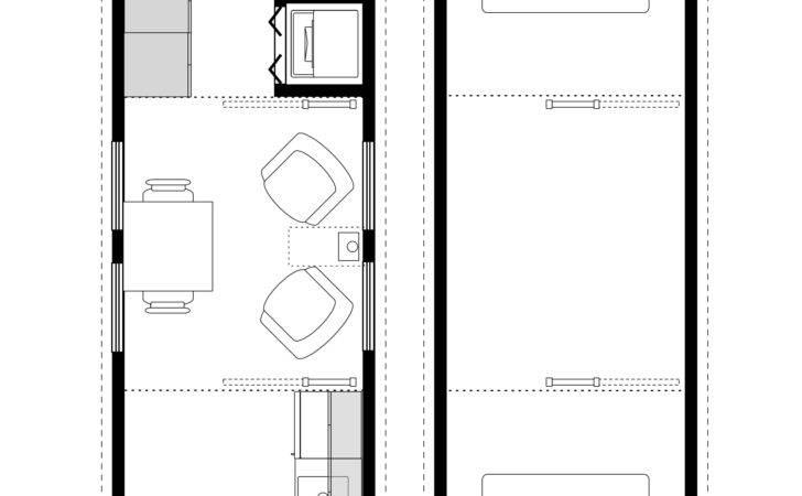 Sample Floor Plans Coastal Cottage Tiny