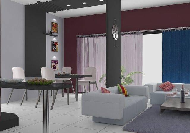 Sandhya Bangalore Apartment Interior Designs Modern Dining Room