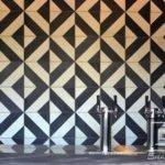 Santander Bar Back Splash Tiles New Barbeque Joint