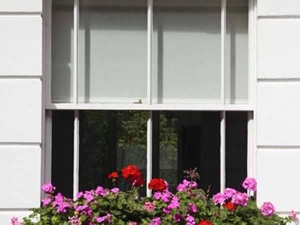Sash Case Windows Elegant Chic Home