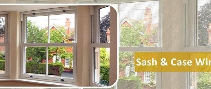 Sash Case Windows Vertical Sliding Style