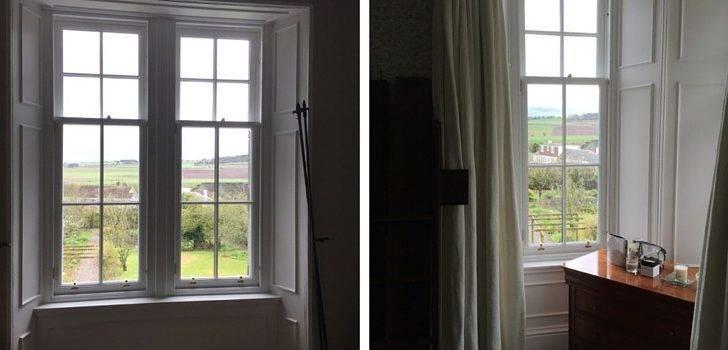 Sash Case Windows