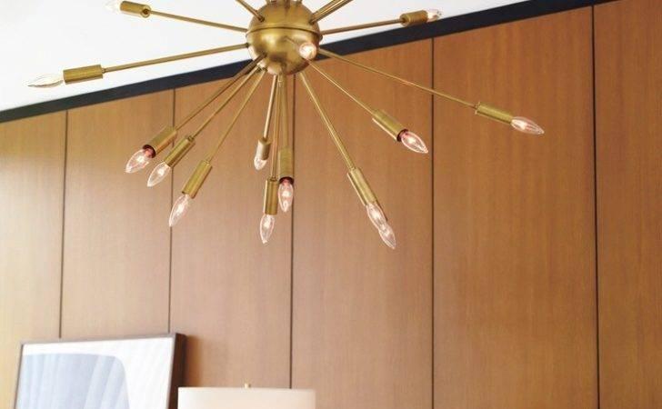 Satellite Chandelier Lighting Pendant Floor
