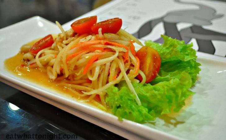 Savour Into Msg Thai Delights Rochor