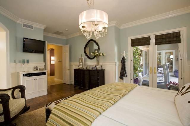 Savvy Interiors San Diego Sico Renovado Dormitorio