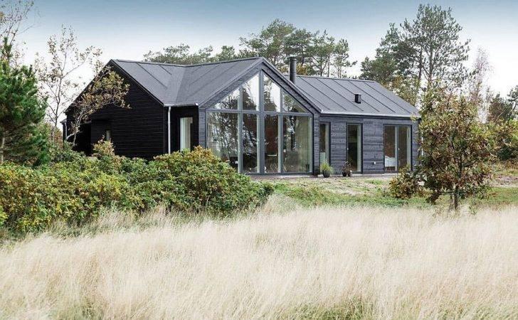 Scandinavian Beauty Exquisite Summer House Epitomizes Minimal Danish