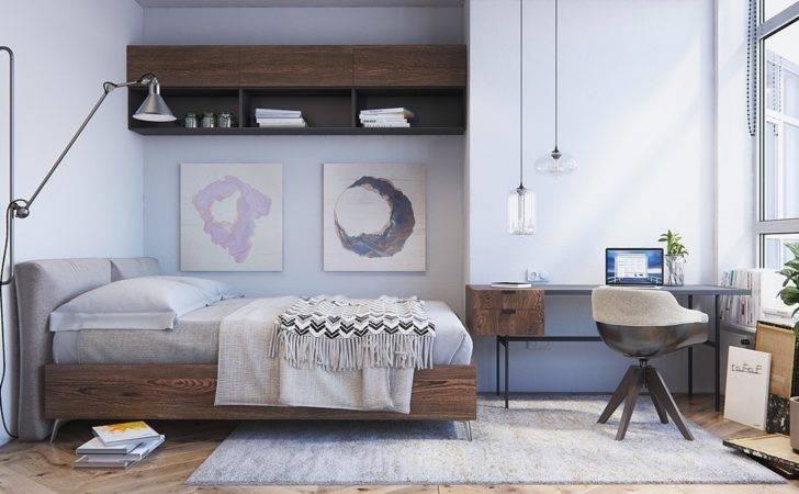 Scandinavian Bedrooms Ideas Inspiration