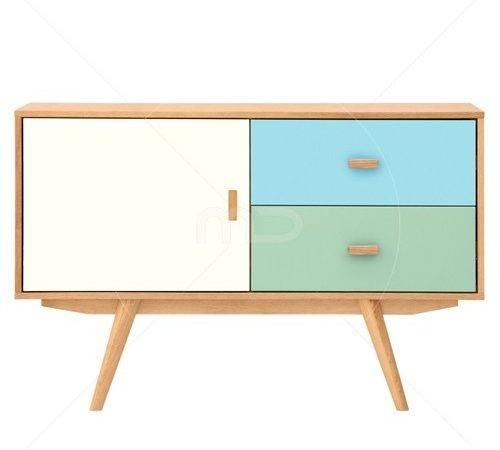 Scandinavian Furniture White Blue Green