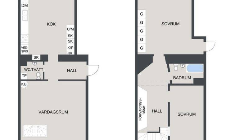 Scandinavian Home Design Plans House