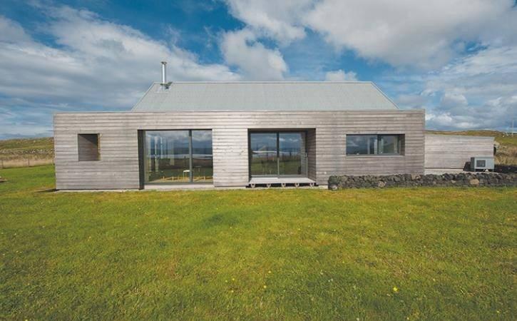 Scandinavian Inspired Self Build House Plans