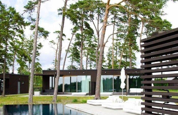 Scandinavian Interiors Dream Summer House Interior Nordic