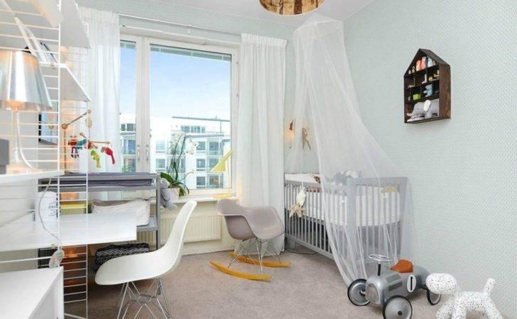 Scandinavian Kids Rooms