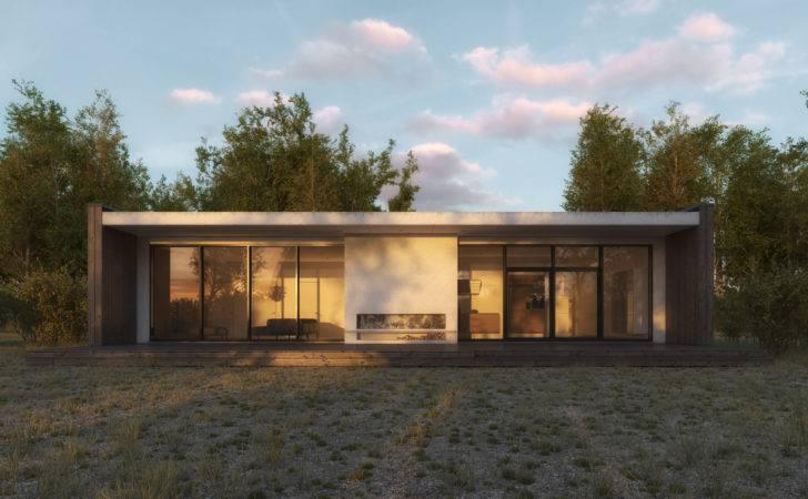 Scandinavian Modern Design House Furthermore