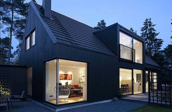 Scandinavian Style House Plans New Home Designs Latest Swedish Homes