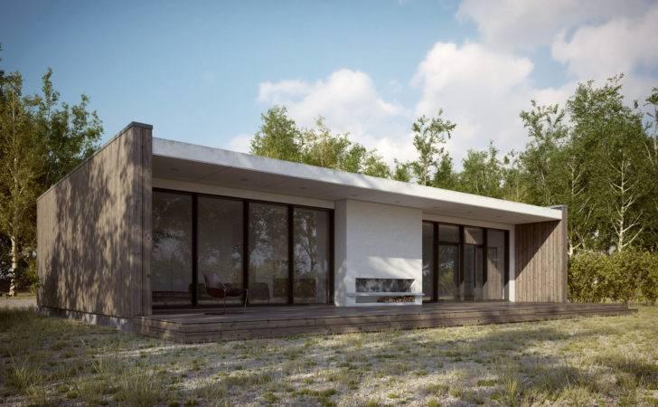 Scandinavian Summer House Dstudija Showme Design