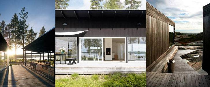 Scandinavian Summer Houses Nordicdesign