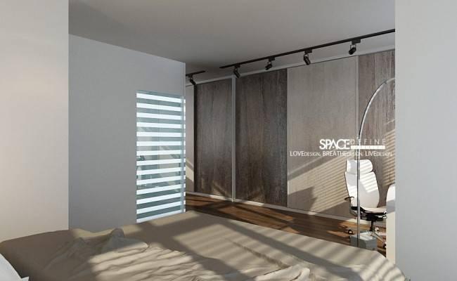 Scandustrial Design Space Define Interior