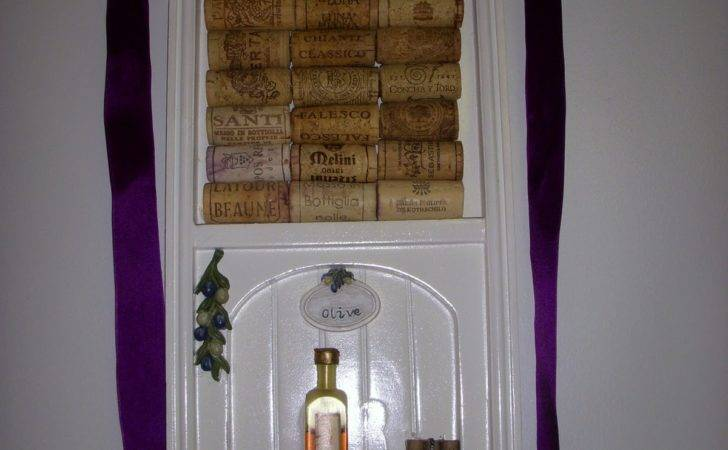 Schnelle Diy Wine Cork Board Key Holder