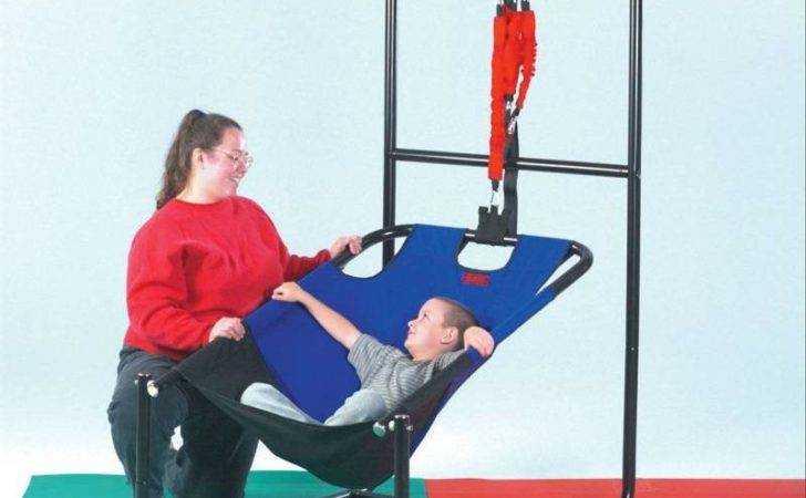School Specialty Bouncing Chair Swing Inches Holds