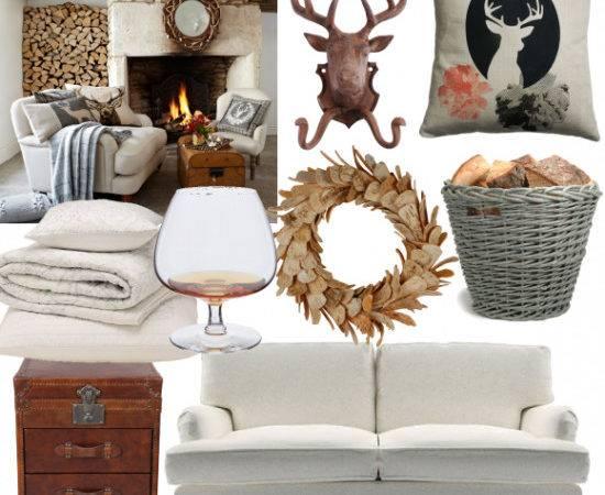 Scottish Living Room Moodboards Housetohome