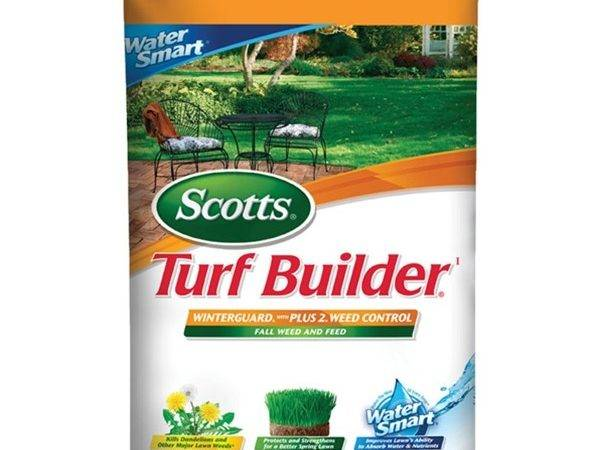 Scotts Turf Builder Winterguard Plus Weed Control Southern