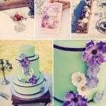 Seafoam Green Purple Design Color Pinterest