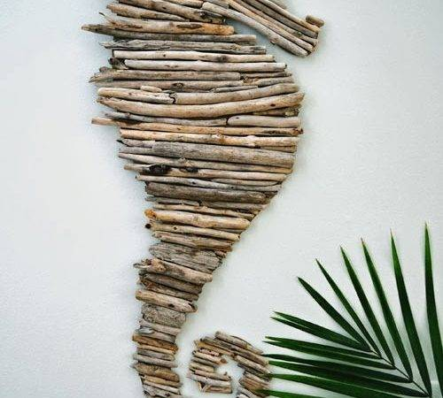 Seahorse Wall Art Looks Very Impressive Would Really Suit