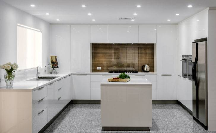 Seamless Modern Kitchen Style Completehome