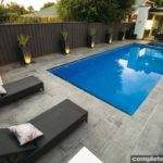 Seamless Pool Landscape Design Completehome