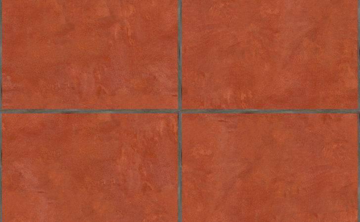 Seamless Terracotta Tiles Maps Texturise Textures