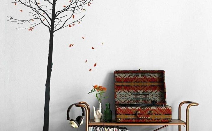 Seasons Wall Decal Urban Outfitters