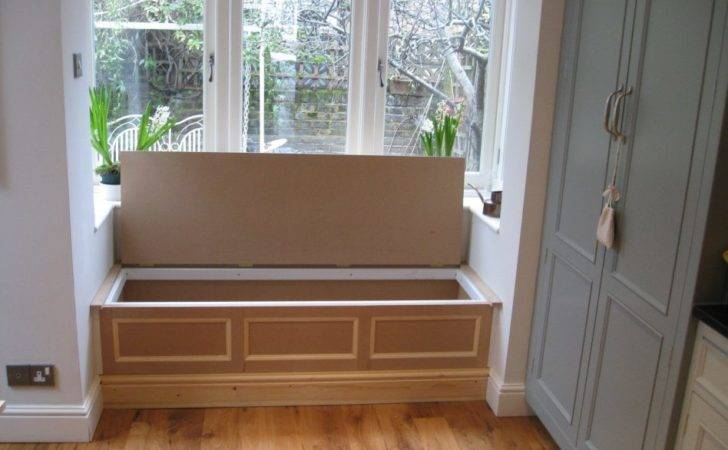 Seat Expedit Kallax Ikea Hack Comely Dining Room Window Bench