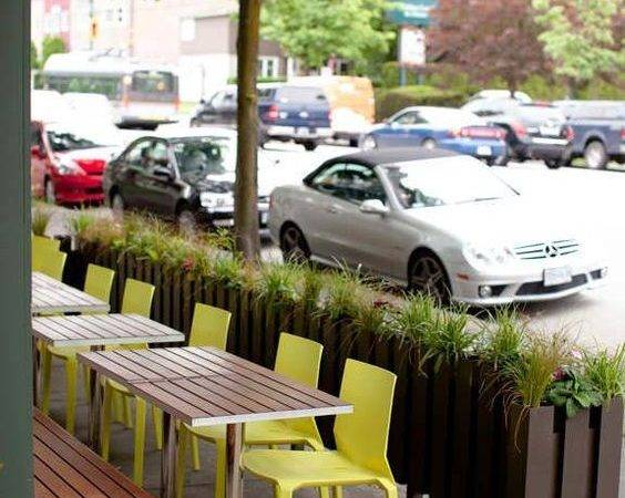 Seating Outdoor Planters Benches Patios Nosh