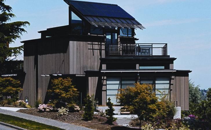 Seattle Architect David Vandervort Designed House Complements