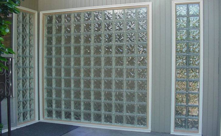 Seattle Glass Block Window Retrofit Ideas