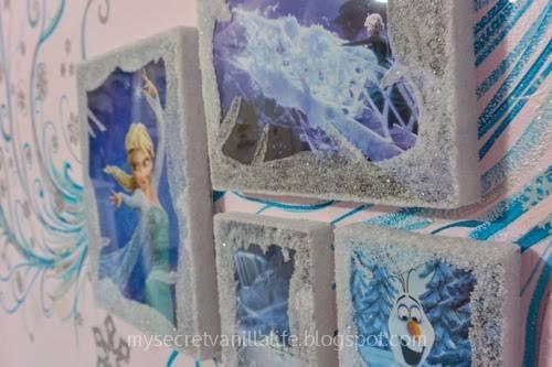 Secret Vanilla Life Disney Frozen Inspired Bedroom