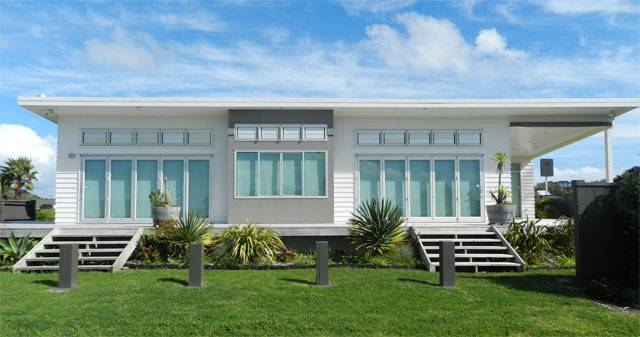 Section House Plans Home Design Style Coastal