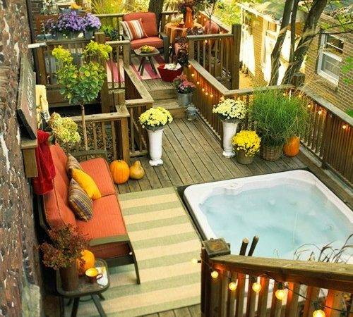 Sections Deck Create Amazing Outdoor Rooms