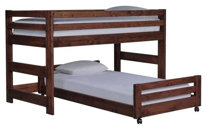 Sedona Junior Loft Bed Twin Caster Living Spaces