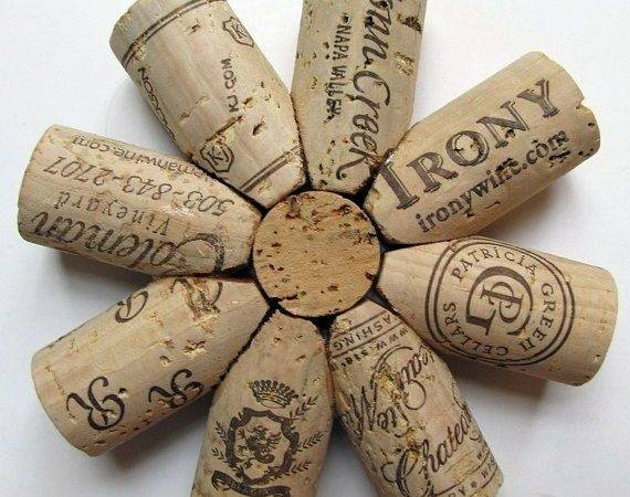 Seen Cork Coasters Before But Not Like These Love Reusing Corks