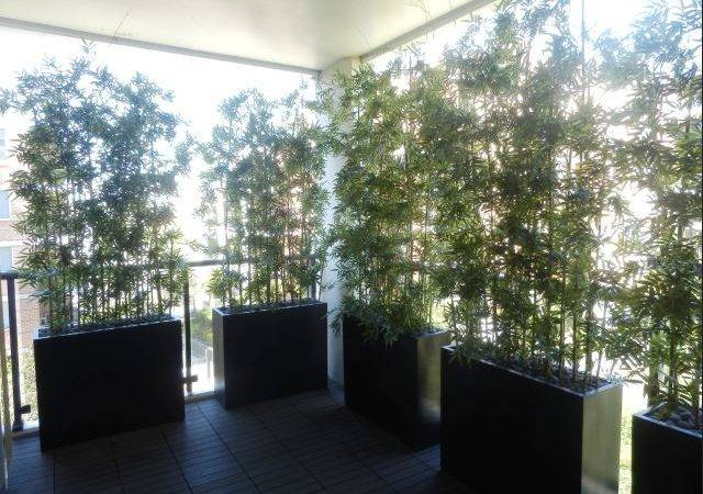 Selection Artificial Plants Suited Small Large Balconies
