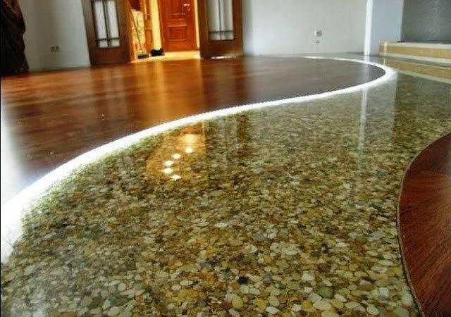 Self Leveling Floor Compound Flooring Living Room